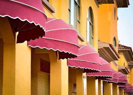 canopy kain tangerang