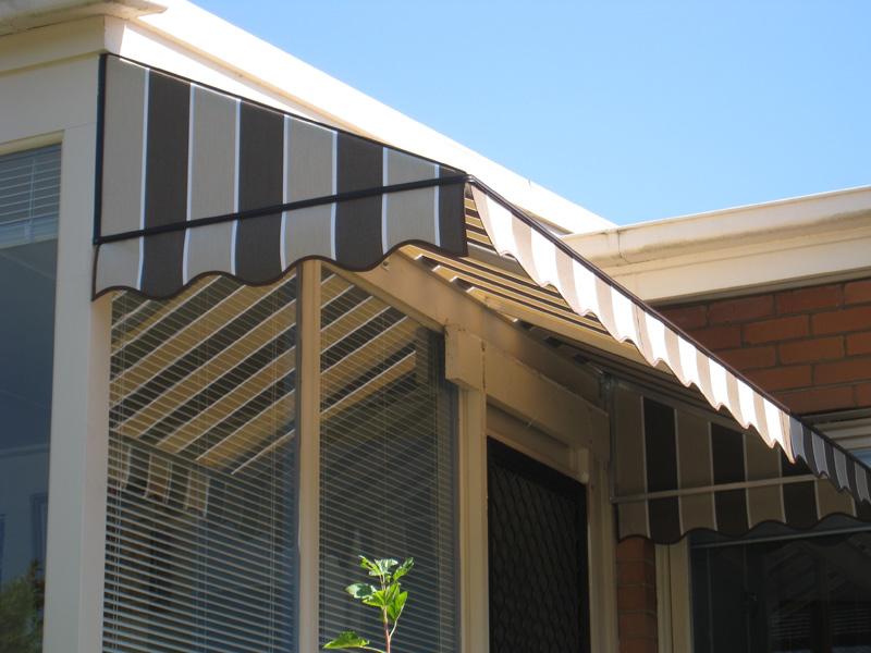 tuang canopy kain